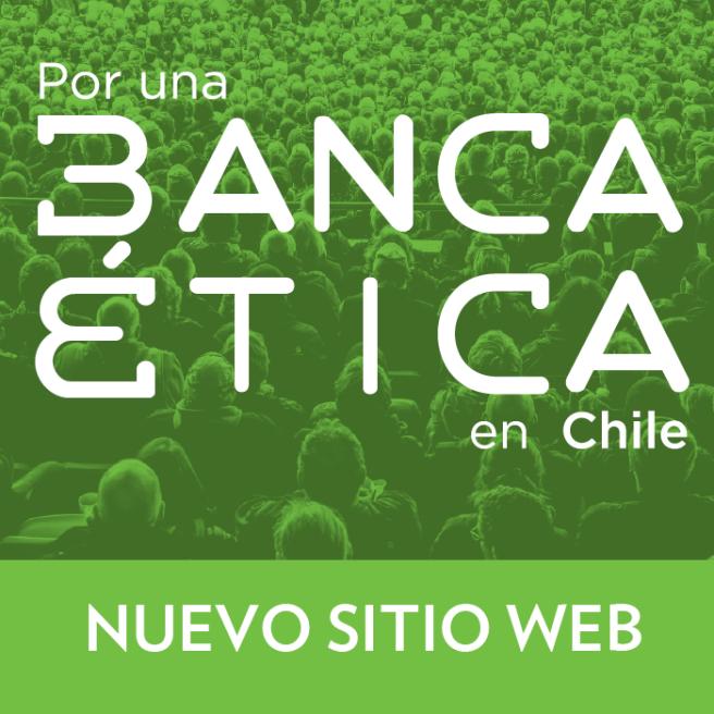 Nuevo sitio web de Banca ética Chile